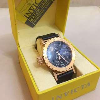 INVICTA I-Force 24K Rose Gold - Tone - Watch