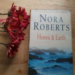 Heaven & Earth-Nora Roberts