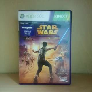 Star Wars Kinect Xbox 360