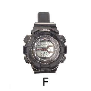 G-shock with metal case (preorder)