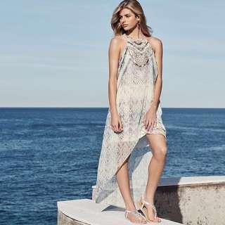 Resort collection Summer Maxi Dress