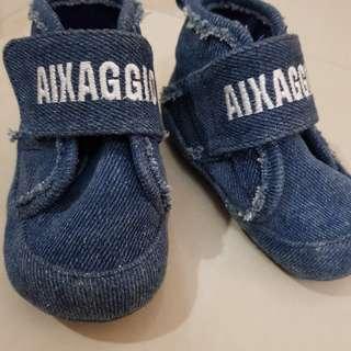 boy shoe baby