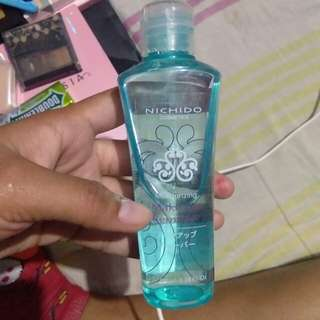 Nichido Make up remover