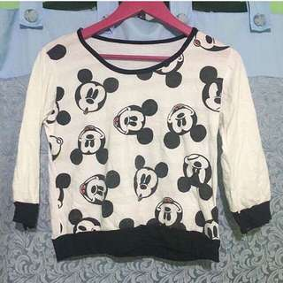 Mickey Mouse Longsleeves