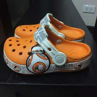 Repriced! Crocs BB-8 Special-edition style