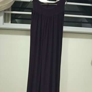 Long Dress (purple)