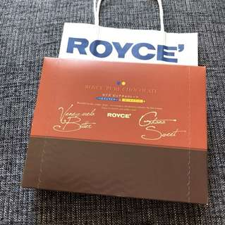 Royce pure chocolate
