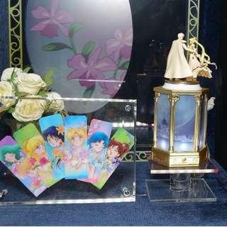 Sailor moon 美少女戰士音樂盒 走馬燈 (做情人節禮物啱曬🤤)