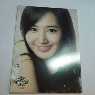 Yuri smt postcard