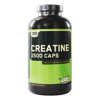 ON CREATINE 300 CAPSULES - COD FREE SHIPPING