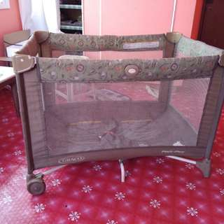 Graco Pack n Play (P1000 nego)