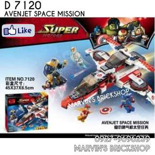 For Sale Avenjet Space Mission Building Blocks Toy
