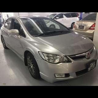 Honda Civic Fd 1.8 Urgent Sale KL