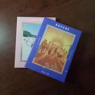 Seventeen Boysbe Album