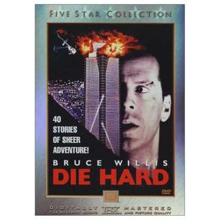 DVD - DIE HARD THE 2-DVD FIVE STAR COLLECTION (ORIGINAL USA IMPORT CODE 1)
