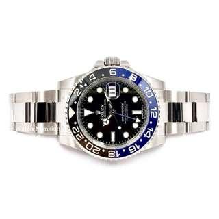 Rolex GMT Master II 116710BLNR  (Brand New)