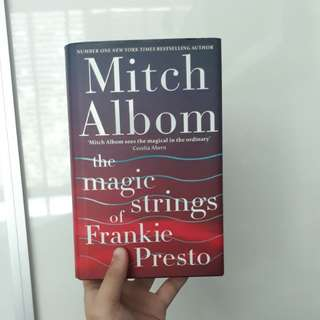 The Magic Strings of Frankie Presto (Hard-Cover Edition)