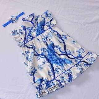 Chinese Dress inspired