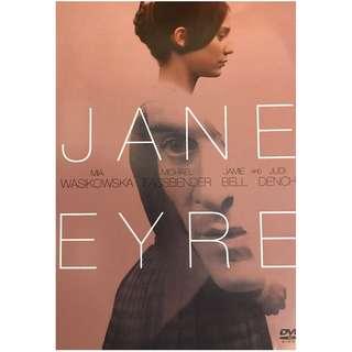 DVD - JANE EYRE