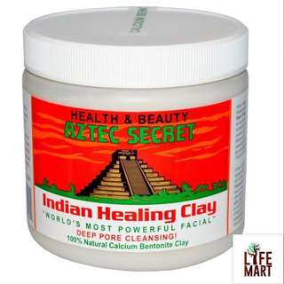 *FREE MAIL* Aztec Secret Indian Healing Clay (454g)
