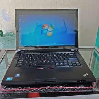 Laptop Thinkpad L412 core i5 Promo murah