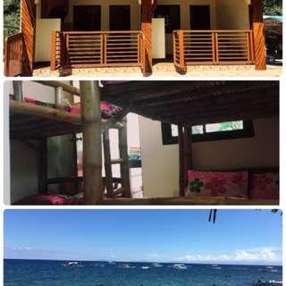 COTTAGE for Rent!! (Laiya Batangas)