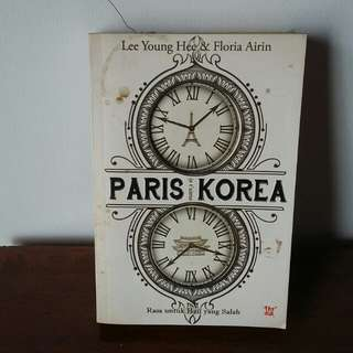 Paris Korea by Lee Young Hee & Floria Airin