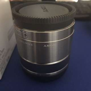 Sony 30mm macro e-mount