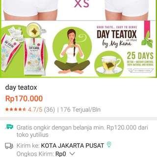 Day Teatox My Kana