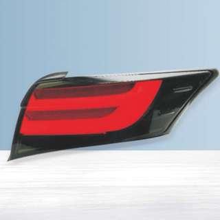 Toyota Vios Tail Lamp 20174-2018 (Smoke Light Bar)