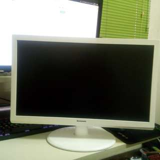 "22"" led monitor lenovo"