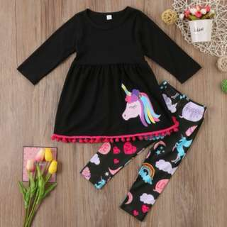 Unicorn Girl Set