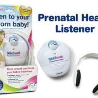 Bebe Sound Prenatal Heart Listener