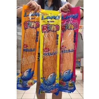 泰國 特大分享包魷魚絲 超好吃泰國 魷魚 魷魚絲 鱈魚絲 蟹肉風味 燒烤風味 可面交