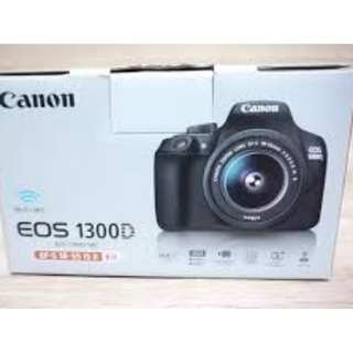 Kredit Canon 1300D kit FREE memory + tas + uv filter