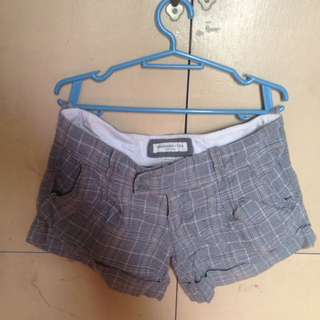 Abercrombie & Fitch Stripes Shorts