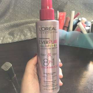 8 in 1 LOREAL COLOR MIRACLE