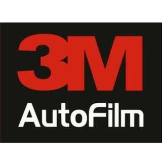 Kaca Film 3M Bergaransi