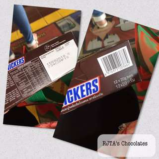 Snickers 20g x 12