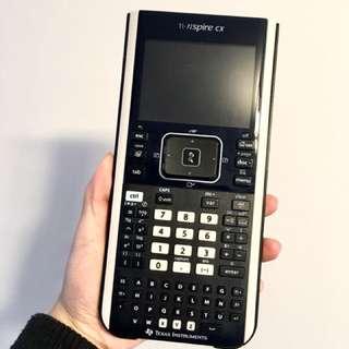TI-nspire CX Calculator (w/ charger)