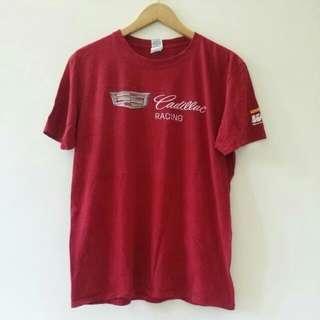 Cadillac racing tee