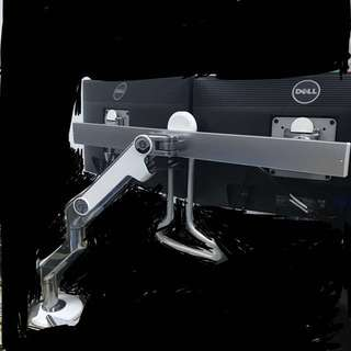 Humanscale Dual Monitor Arm