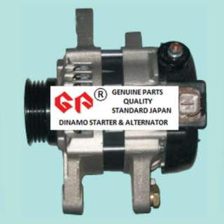 "Dinamo Alternator GP Toyota Yaris/Vios New ""Genuine Type"" 12 V 80A 4S"