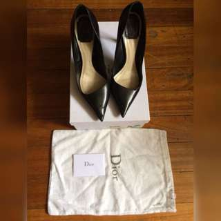 Authentic Christian Dior Defile Pointy Pump