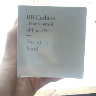 Laneige Pore Control BB Cushion REFILL only (Matte) 23 sand