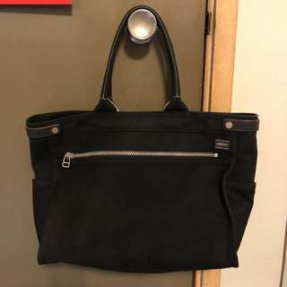 Porter Girl Tote Bag