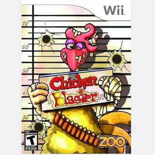 Chicken Blaster Nintendo Wii