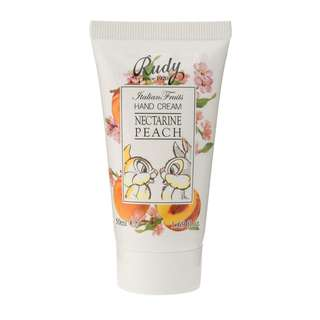 Japan Disneystore Disney Store Miss Bunny & Thumper Natural Rudy Hand Cream
