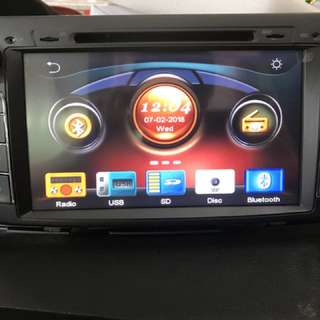 Alza 9 Inch Mp5 Player