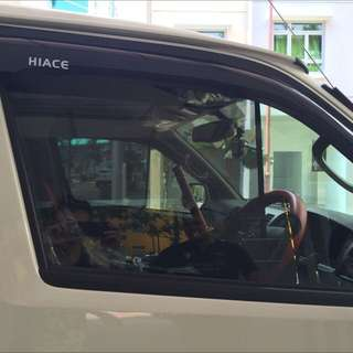 $30/2 Pieces Hi-Ace, NV200, NV350 Magnet Sunshade